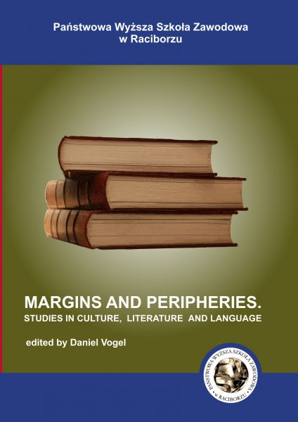 Book Cover: D. Vogel (red.) - Margins and peripheries. Studies in culture and language