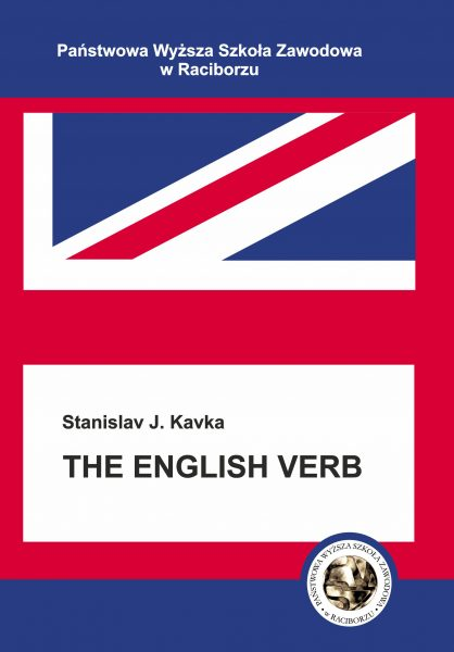 Book Cover: Stanislav J. Kavka - The english verb